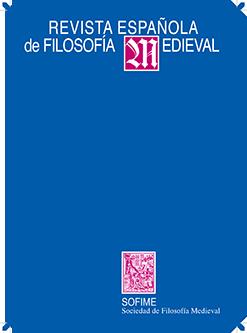 Revista española de filosofía medieval