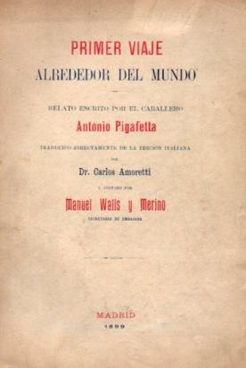 Edición Pigafetta