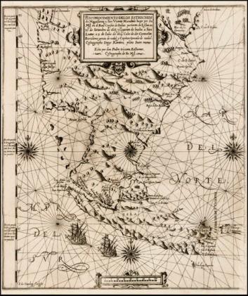 Mapa Teixeira