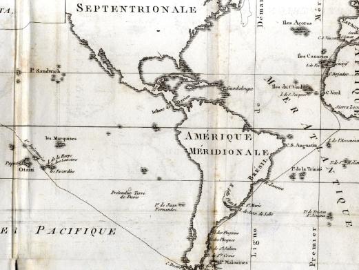 Ruta expedición Magallanes-Elcano